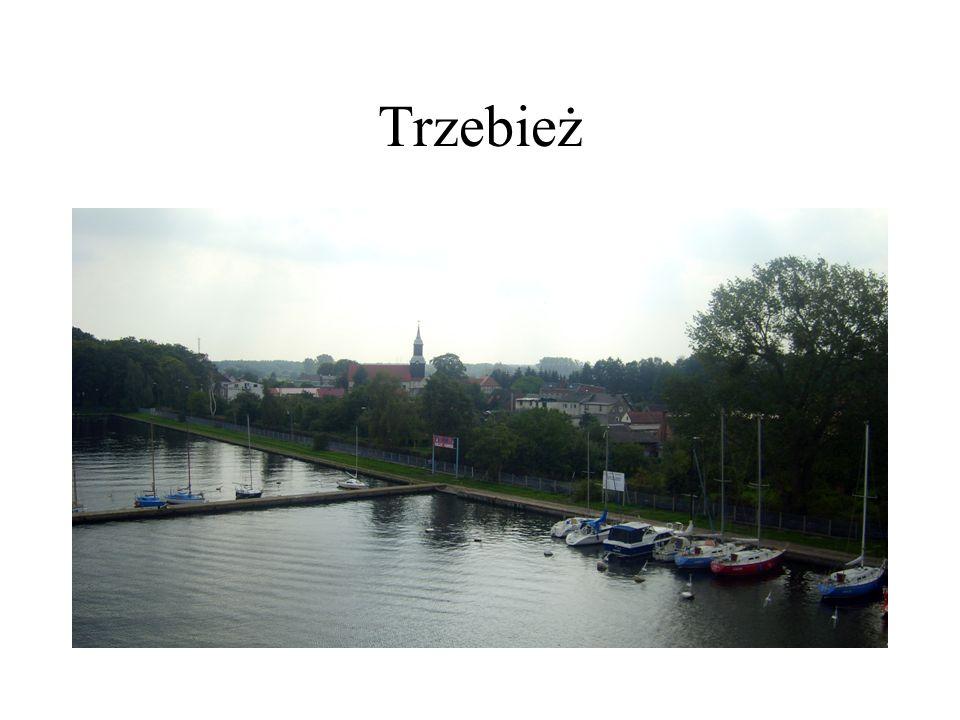 Port Trzebież – port morski w woj.