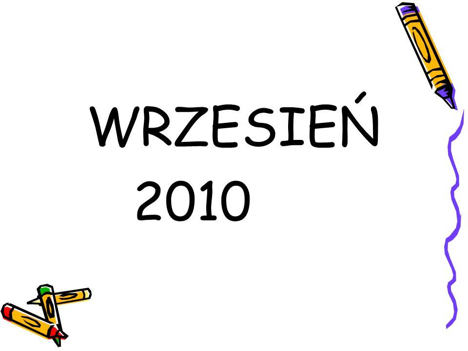 ROZPOCZĘCIE ROKU SZK.2010/2011 Dzisiaj przedszkolaki po raz pierwszy przyszły do przedszkola.