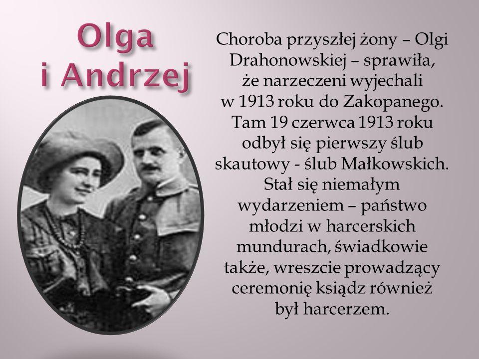 Po powrocie do Zakopanego Małkowski poświęcił się pracy pedagogicznej i działalności harcerskiej.