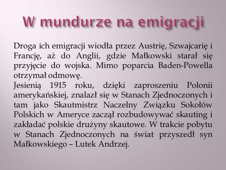Jak wspomina Stanisław Broniewski: Program każdego z trzech wymienionych szczebli wieku borykał się z tymi samymi zagadnieniami.