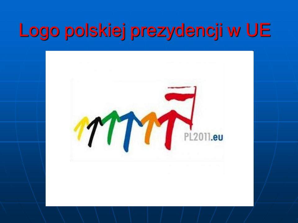 Logo polskiej prezydencji w UE