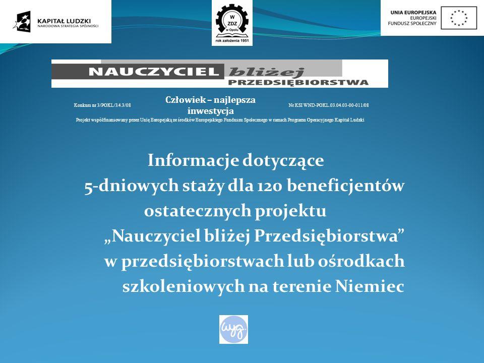 Tłumacze Tłumaczami będą: 1.Natalia Majchrzak 2. Weronika Chludzińska 3.