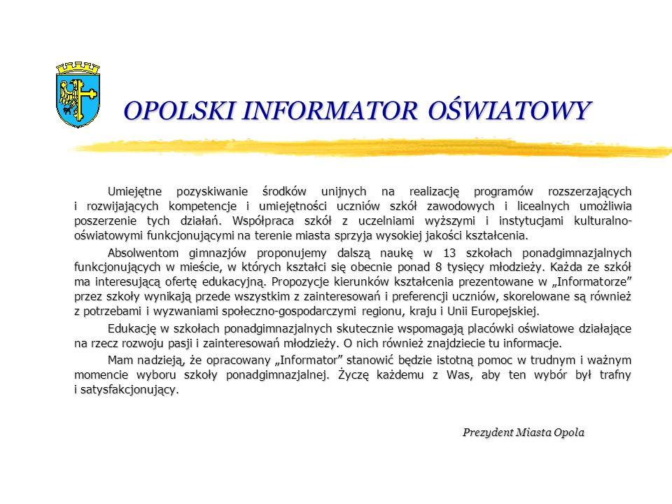 Publiczne Liceum Ogólnokształcące Nr I im.Mikołaja Kopernika ul.