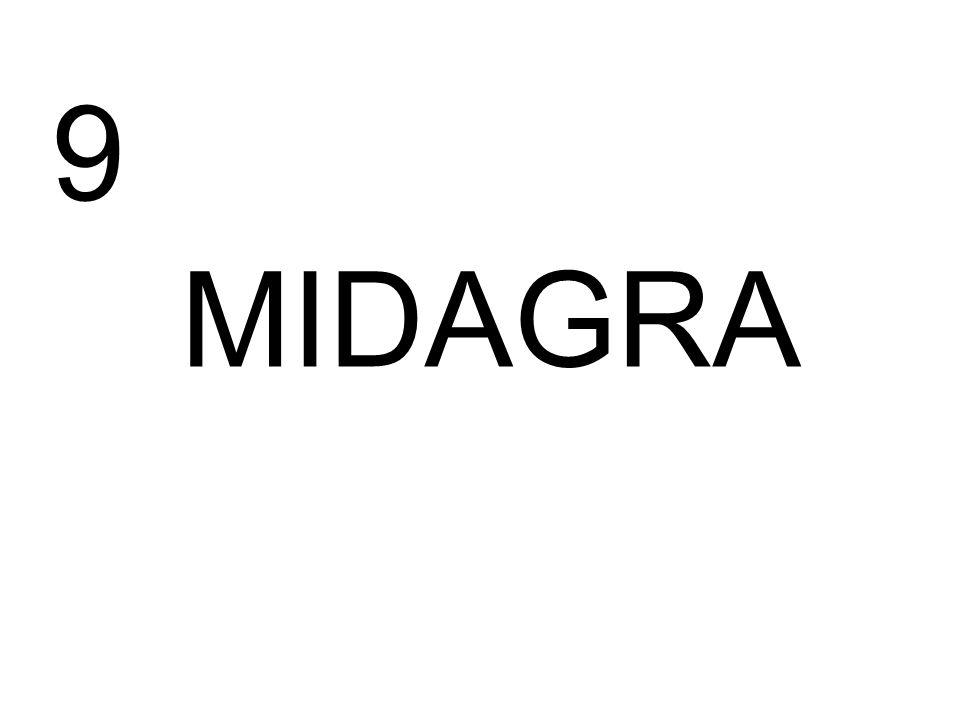 MIDAGRA 9