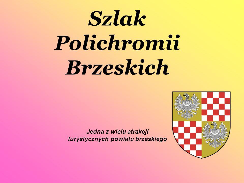 Polichromia w Pogorzelig Pogorzela.