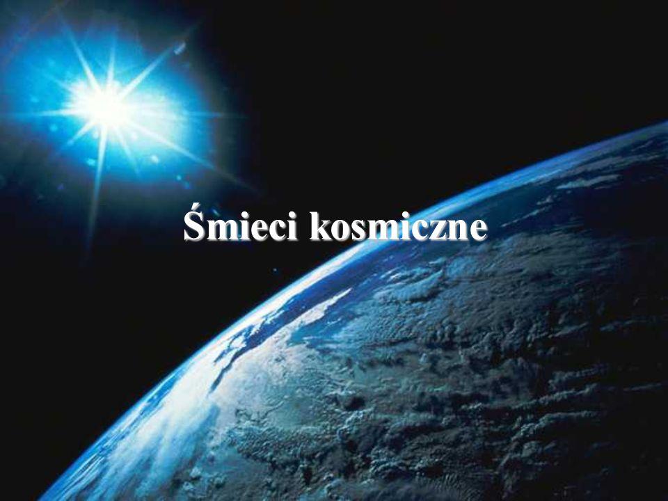 Śmieci kosmiczne
