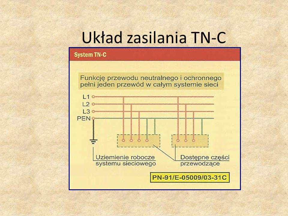 Układ zasilania TN-C
