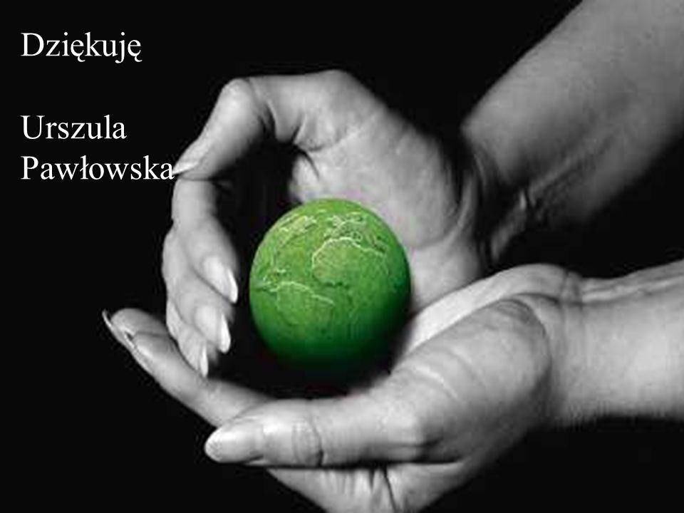 Dziękuję Urszula Pawłowska