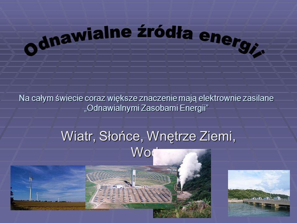 Energię płynącej rzeki przetwarza się zazwyczaj na energię elektryczną lub bezpośrednio do napędu maszyn: turbiny lub koła wodnego.