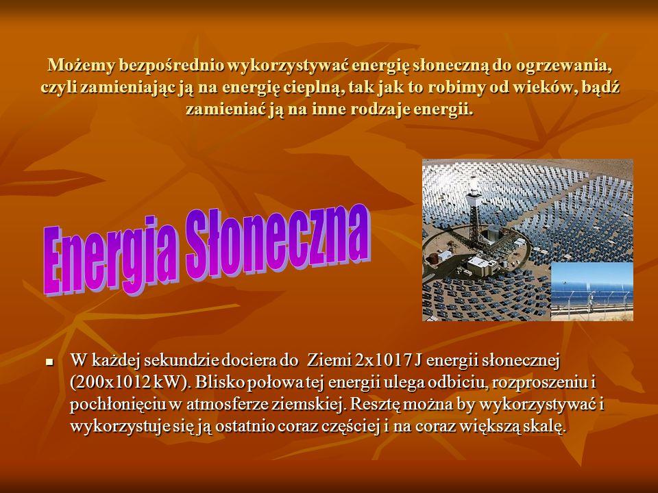 W tej technologii wykorzystuje się energię cieplną wód geotermalnych.