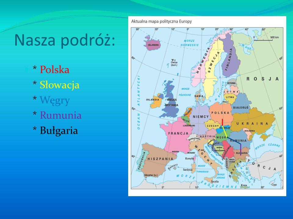 Bułgaria Powierzchnia: 110990 km2 Ludność: 9 mln Stolica: Sofia Język Urzędowy: bułgarski Religie: chrześcijaństwo, islam Waluta: Lew Średnia Temperatura: Latem; 27 °C Zimą: -1 °C