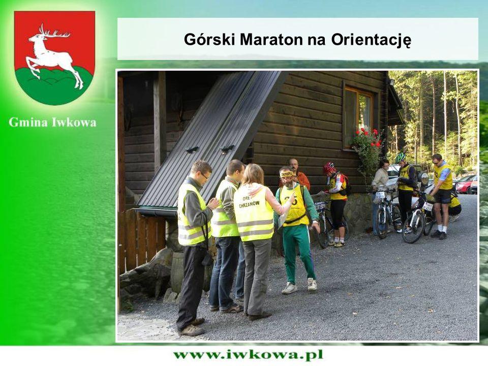 Górski Maraton na Orientację