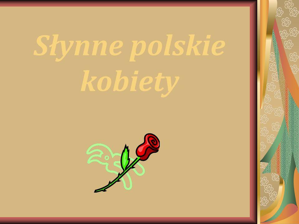 Słynne polskie kobiety