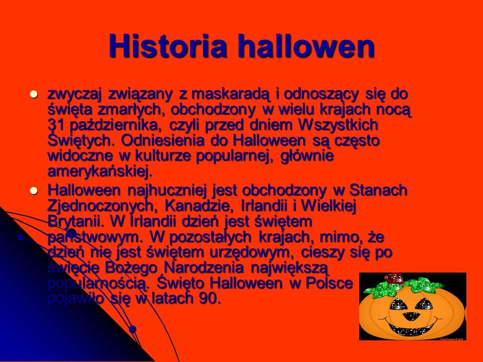 Halloween Tradycja