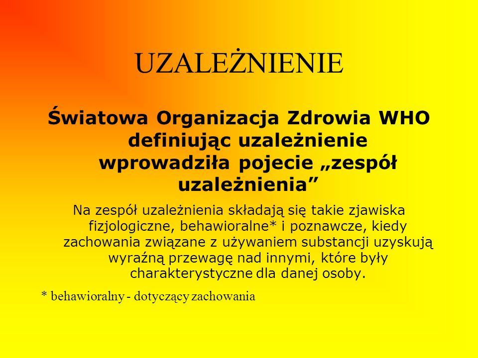 Literatura: 1.Narkotyki Niewiadomska Iwona, Stanisławczyk Piotr Lublin 2004; 2.Człowiek a AIDS Polska Fundacja Pomocy Humanitarnej Reshumane; 3.http://narkotyki.esculap.pl/; 4.http://www.aids.gov.pl/.