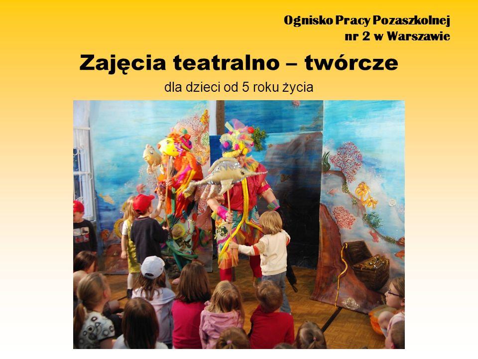 Ognisko Pracy Pozaszkolnej nr 2 w Warszawie Zajęcia rekreacyjne w świetlicy (tenis stołowy, bilard i piłkarzyki)
