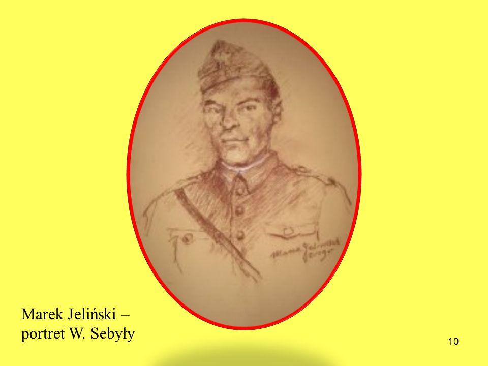 10 Marek Jeliński – portret W. Sebyły
