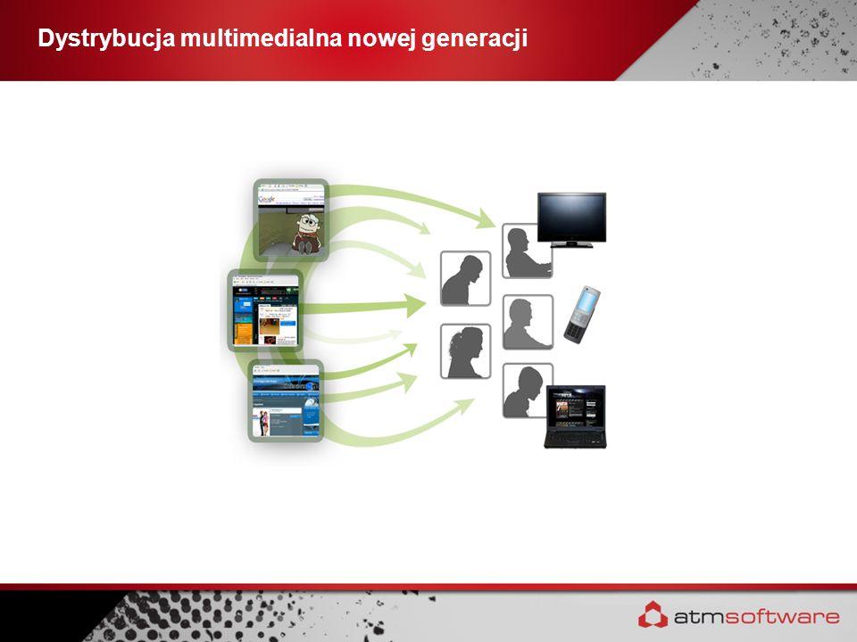Dystrybucja multimedialna nowej generacji
