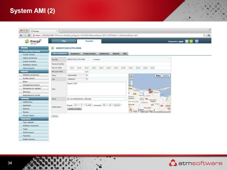 System AMI (2) 34