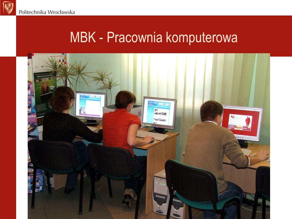 MBK - Pracownia komputerowa