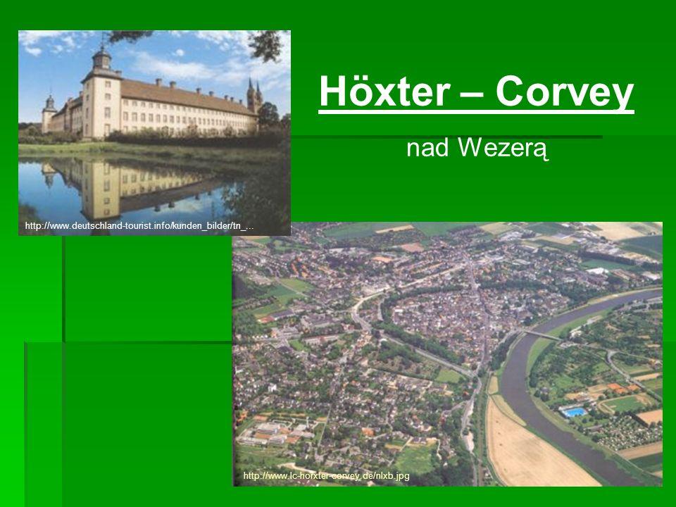Höxter – Corvey nad Wezerą http://www.lc-horxter-corvey.de/nlxb.jpg http://www.deutschland-tourist.info/kunden_bilder/tn_...
