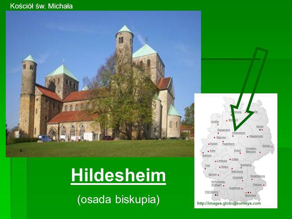 Hildesheim (osada biskupia) Kościół św. Michała http://images.globujjourneys.com