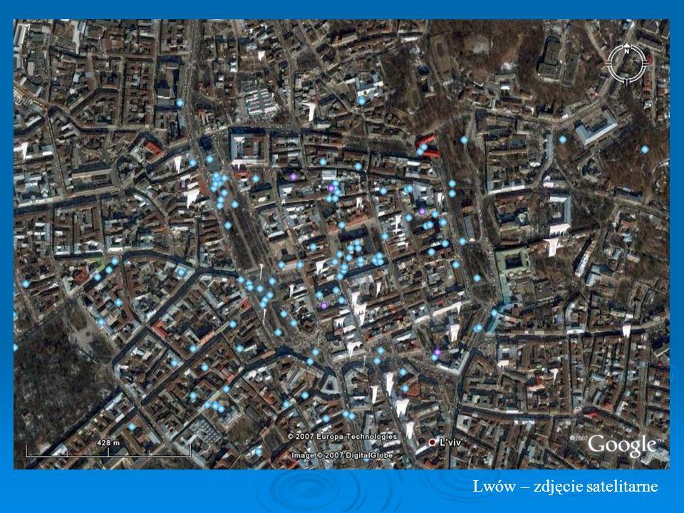 Liczba ludności miasta Lwowa Rok 1865 – 68 tys. Rok 1900 – 150 tys. Rok 1939 – 340 tys.