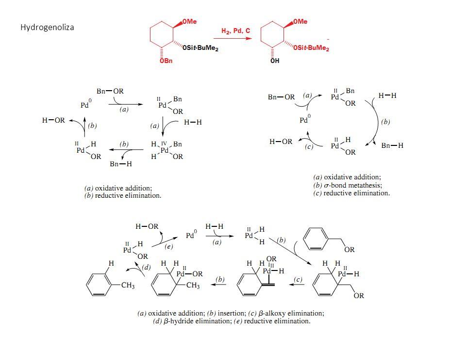 Hydrogenoliza