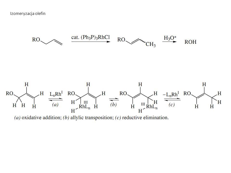 Izomeryzacja olefin