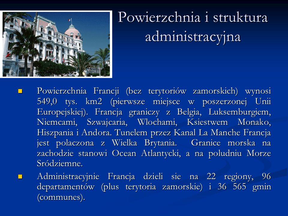 Pod koniec 2004 r.inwestycje francuskie w Polsce wynosiey ok.