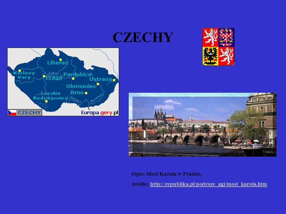 CZECHY Opis: Most Karola w Pradze, źródło: http://republika.pl/podroze_agi/most_karola.htmhttp://republika.pl/podroze_agi/most_karola.htm