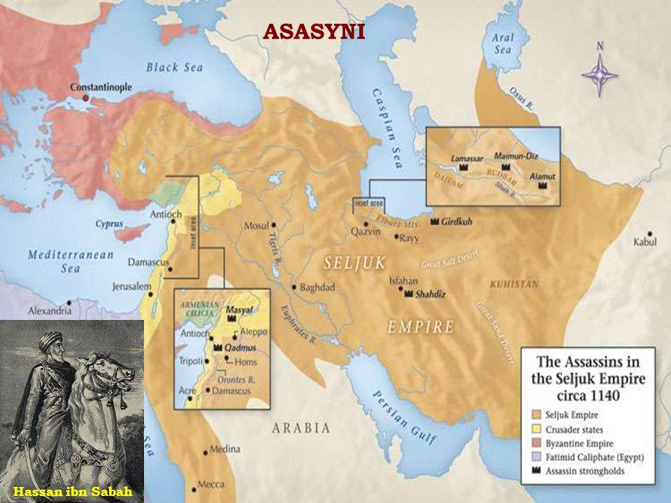 WYŻSZA SZKOŁA INFORMATYKI I ZARZĄDZANIA z siedzibą w Rzeszowie 38 sobota, 18 stycznia 2014sobota, 18 stycznia 2014sobota, 18 stycznia 2014sobota, 18 stycznia 2014 Rzeszów ASASYNI Hassan ibn Sabah