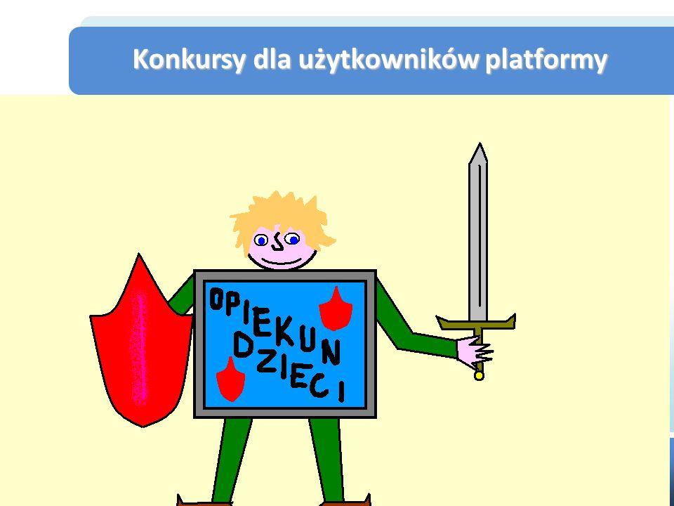 2014-01-18Szkoła Podstawowa nr 1 w Choszcznie9 Konkursy dla użytkowników platformy