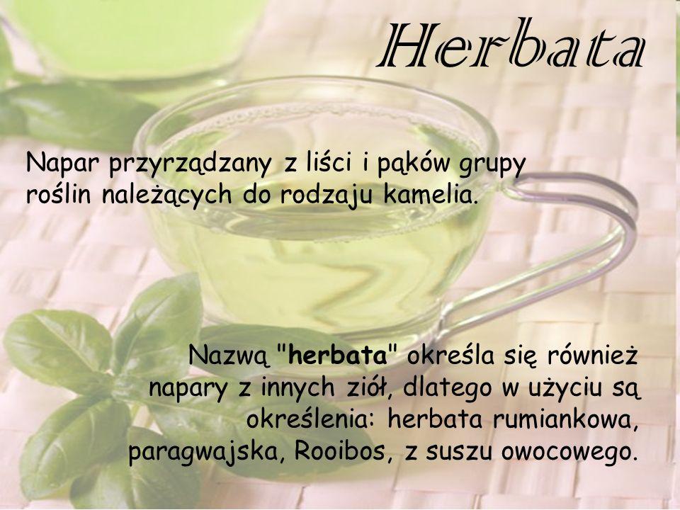 Rodzaje herbaty czarnazielonabiała żółtaulung pu-erh