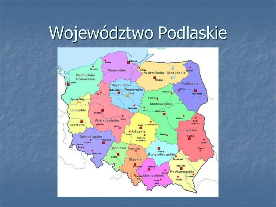 Województwo Podlaskie