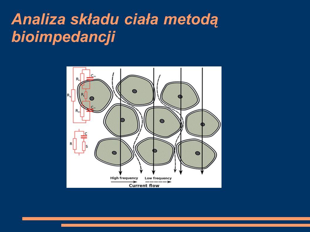 Analiza składu ciała metodą bioimpedancji