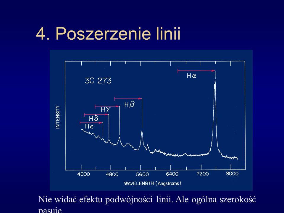 4. Poszerzenie linii Nie widać efektu podwójności linii. Ale ogólna szerokość pasuje.