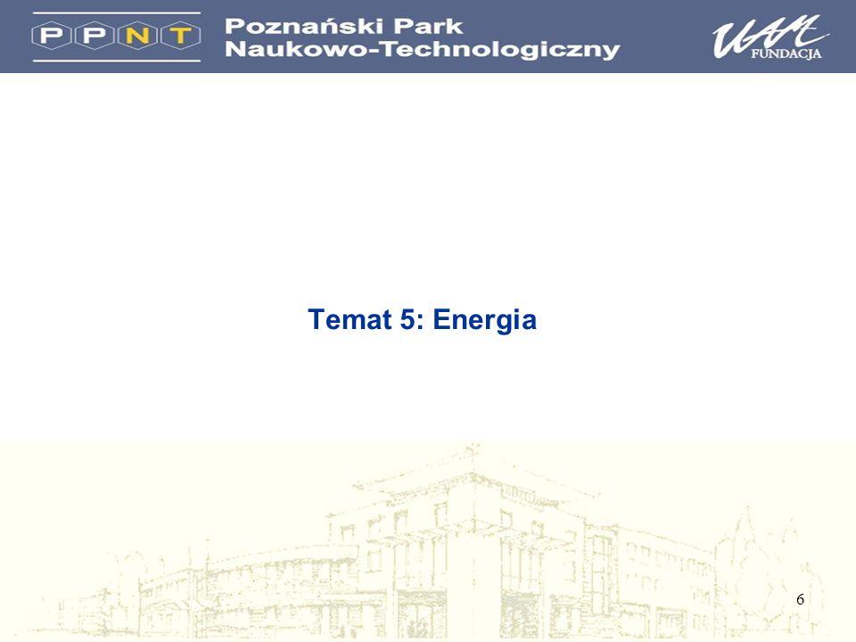 6 Temat 5: Energia