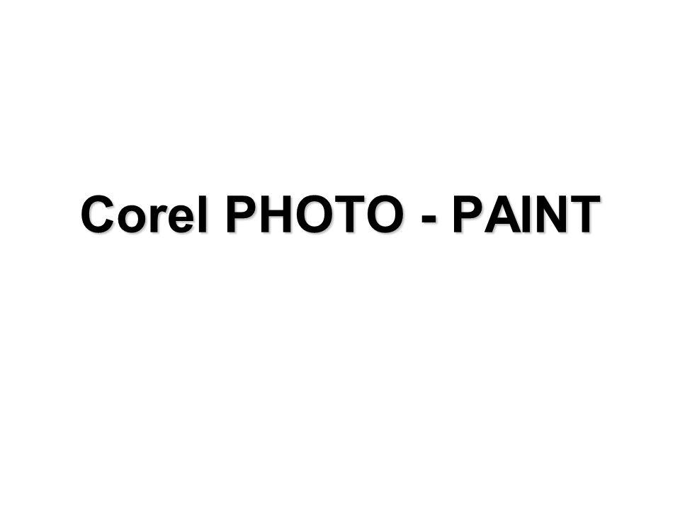 Corel PHOTO - PAINT