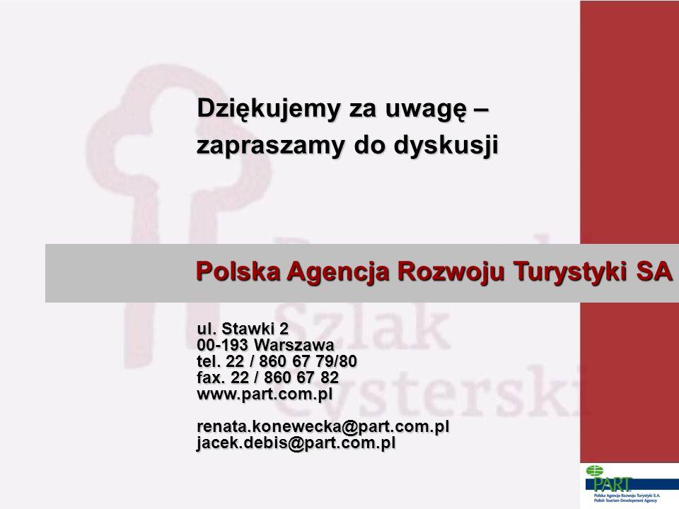 ul. Stawki 2 00-193 Warszawa tel. 22 / 860 67 79/80 fax. 22 / 860 67 82 www.part.com.plrenata.konewecka@part.com.pljacek.debis@part.com.pl Polska Agen