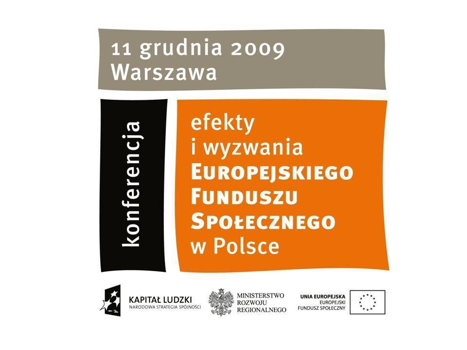 Warszawa, 11 grudnia 2009 Wydział Europejskiego Funduszu Społecznego Urzędu Marszałkowskiego w Katowicach Program Operacyjny Ludzki Program Operacyjny Kapitał Ludzki Zasada równości szans kobiet i mężczyzn w praktyce 2