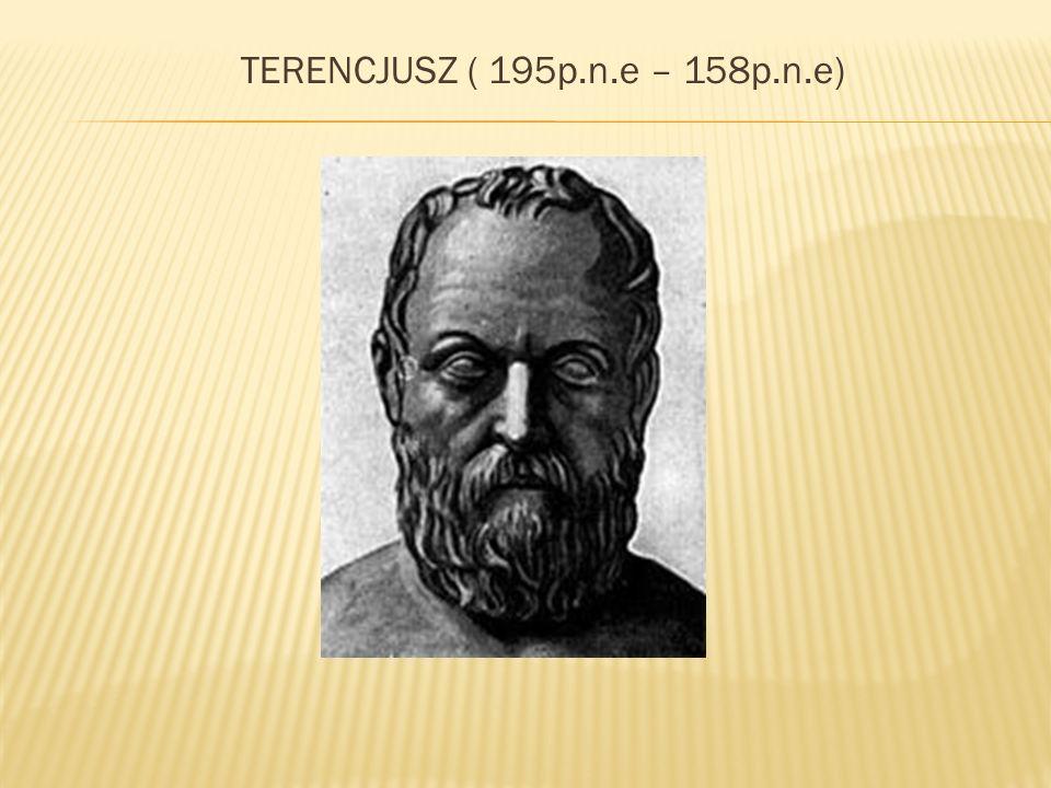 W renesansie w centrum wszechświata i zainteresowań filozofii, nauki i sztuki znajdował się człowiek, a nie jak dotychczas Bóg, dlatego w tym okresie funkcjonuje maksyma rzymskiego komediopisarza Terencjusza, która brzmiała Człowiekiem jestem i nic co ludzkie nie jest mi obce.