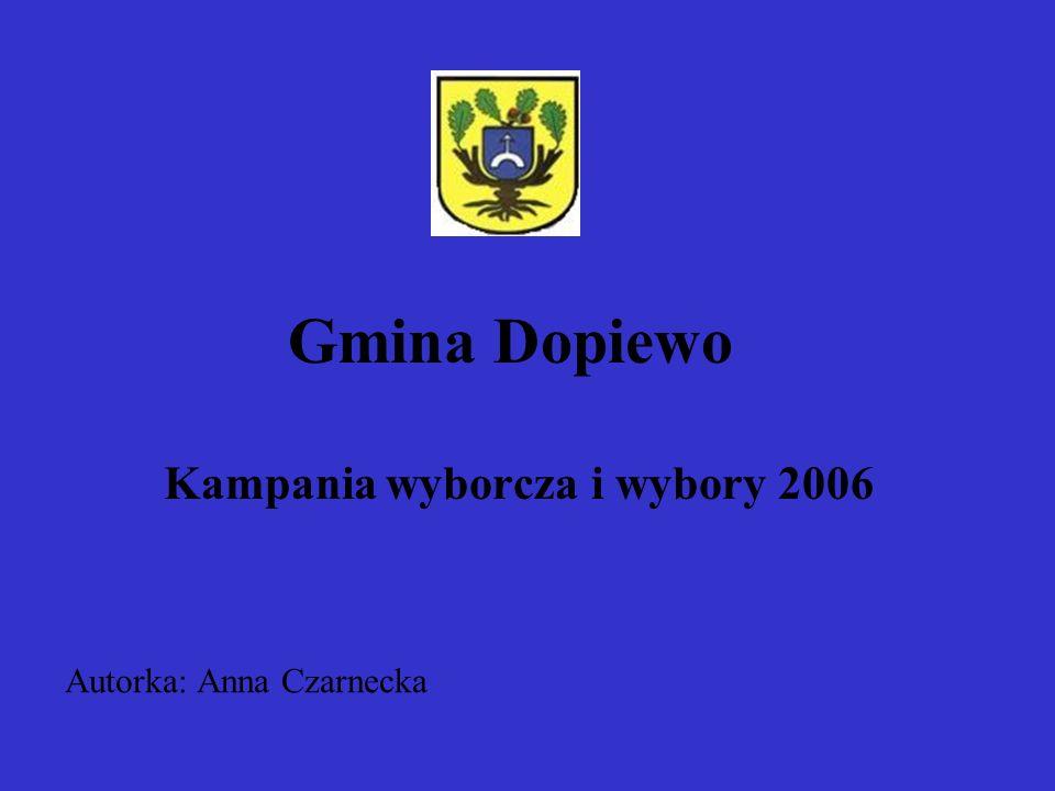 Położenie Gmina Dopiewo od wschodu graniczy bezpośrednio z aglomeracją Poznania, od północy z gminą Tarnowo Podgórne, od południa z gminą Stęszew, od zachodu z gminą Buk a od połudn.