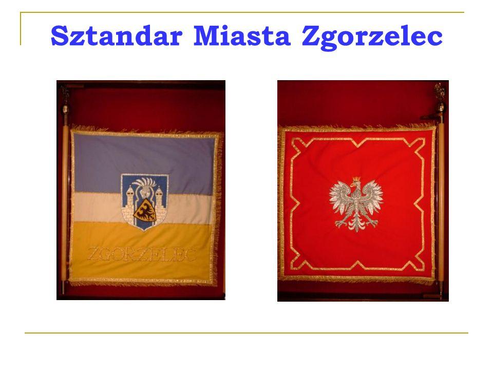 Sztandar Miasta Zgorzelec