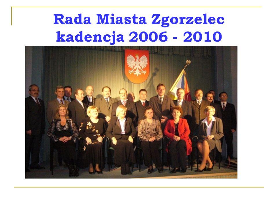 Rada Miasta Zgorzelec kadencja 2006 - 2010