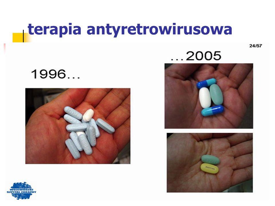 terapia antyretrowirusowa