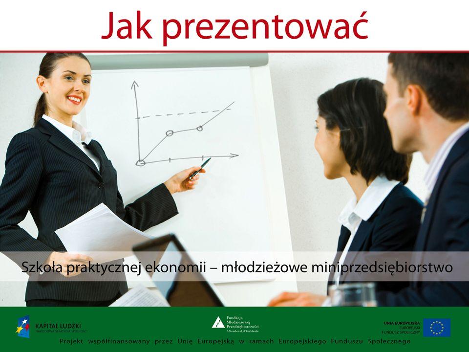 Jak przygotować dobrą prezentację.