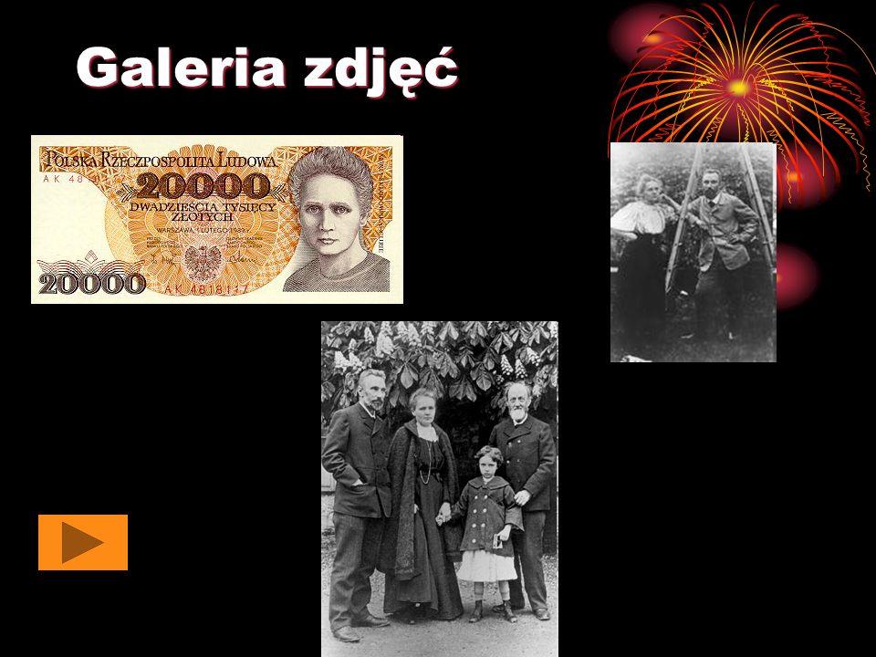 Maria Skłodowska - Curie w czasie Pierwszej Wojny Światowej organizowała specjalne ambulanse do prześwietlania rannych. Z własnej inicjatywy zdobywa 2
