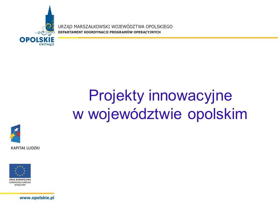 Instytucja Pośrednicząca Urząd Marszałkowski Województwa Opolskiego Departament Koordynacji Programów Operacyjnych ul.
