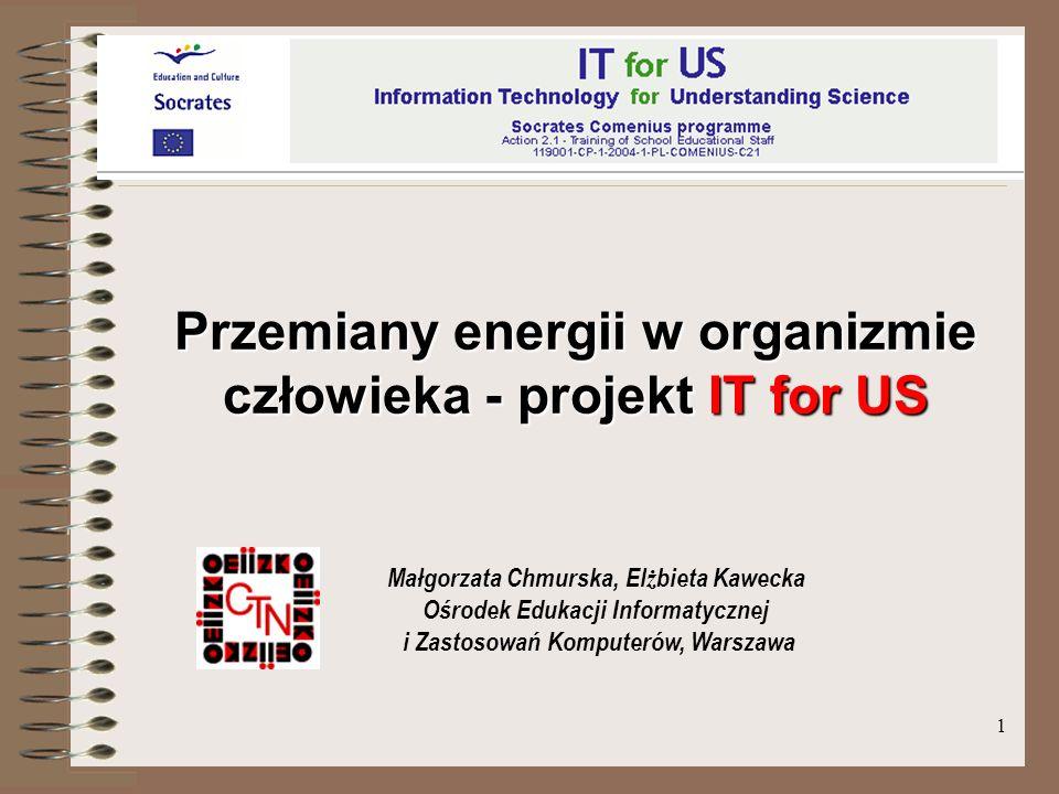 2 Technologia informacyjna dla dla zrozumienia przedmiotów przyrodniczych